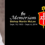 Bishop McLee, 'champion' for marginalized people, dies