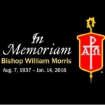 Bishop Morris, strong leader and preacher, dies at 78
